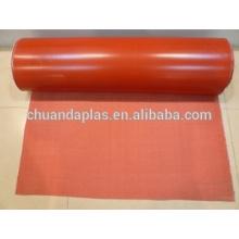 Le tissu de fibre de verre le plus professionnel avec une menace de silicone ignifuge