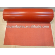The Most Professional Fiberglass Fabric with silicone threatment for fireproof