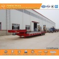 2 axle Low bed semi-tailer 40000kg
