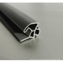 U-Kanal-PVC-Streifen von der Fabrik