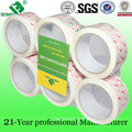 Flat Pack Adhesive Packing Tape