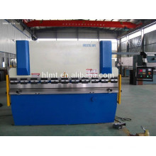 HYDRAULIC PRESS BRAKE WITH NEW SAFETY GUARD