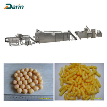 Puff Snack Extrudermaschine