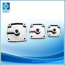 Usinagem da planta de fundição de peças de válvula de fundição de alumínio de precisão