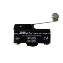 15gw2-B Interrupteur électrique à levier à galet