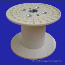 Carretes de plástico de la fábrica de los carretes de China carretes de cable de la bobina de alambre PN400