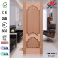 French Popular EV Sapelli Veneer MDF Door Skin