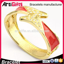 2016 nouveau design bracelets de bijoux en or faits à la main