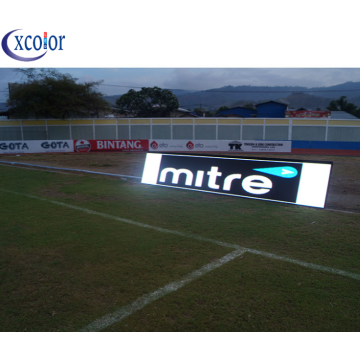 Hoge helderheid P8 Outdoor reclame stadion led-display