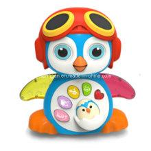 Juguete lindo del juguete del juguete del pingüino
