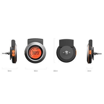 Smart Cooking Thermometer Bluetooth Meat Thermometer