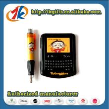 Nouveau conçu pour les enfants en forme de téléphone portable en forme de stylo et stylo à bille