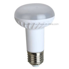 New 8W/640lm E26/E27 Material Plastic + Aluminum Body R63 LED Bulbs