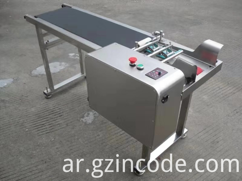 Inkjet Printer Conveyor Belt