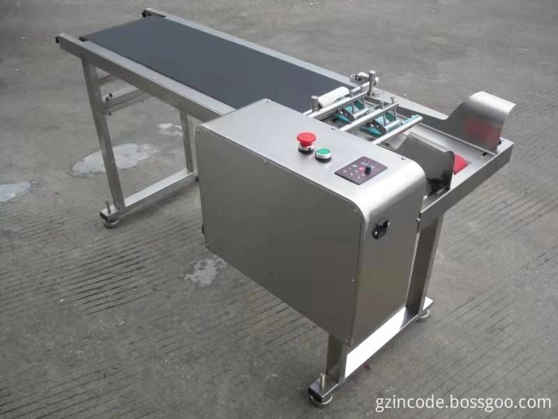 Inkjet Printer Conveyor Belt