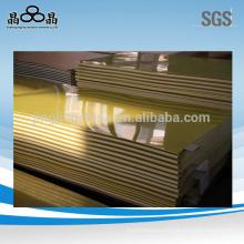 Электроизоляционный материал FR4 эпоксидная смола стекловолокна ламинат лист Китай хорошее качество производитель