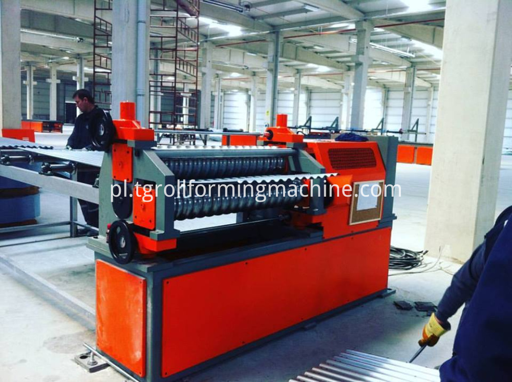 Grain Bin Silo Roll Forming Machine