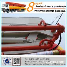 dn125 concrete pump pipe