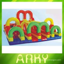 Pour bouncer gonflable à la maison et au centre commercial, chateau gonflable gonflable