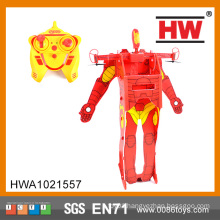 Remote-Controlled Extreme Hero Flying man Toy Red lightweight durable
