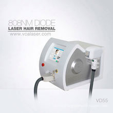808nm diode medical at VCA for portable hair laser removal machine