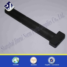 Customized foreign square head bolt