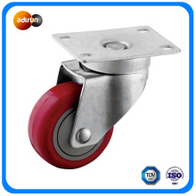 Swivel Caster with PU Wheel 100kg capacity