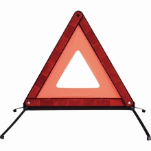 OEM/ODM for Warning Triangle road safety car traffic triangle warning sign export to Ghana Importers