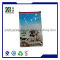Manufacturer Pet Food Packaging 8 Side Sealed Ziplock Bag