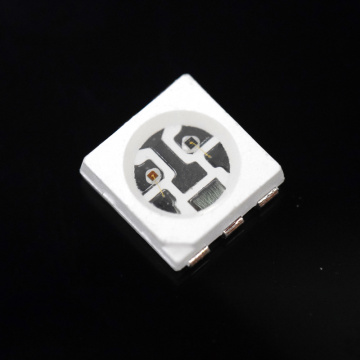 630nm 850nm 5050 SMD LED 2 chips LED