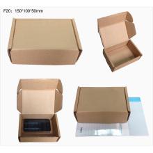 Boîte en carton pour vêtements, boîte d'emballage de vêtements de luxe