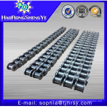 Cadenas de rodillos de transmisión de potencia de torsión corta (serie A)