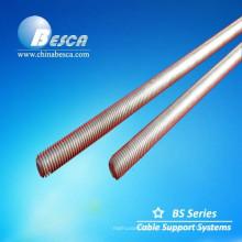 Varilla de rosca para sistema de soporte de cables (M8, M10, M12, M16)
