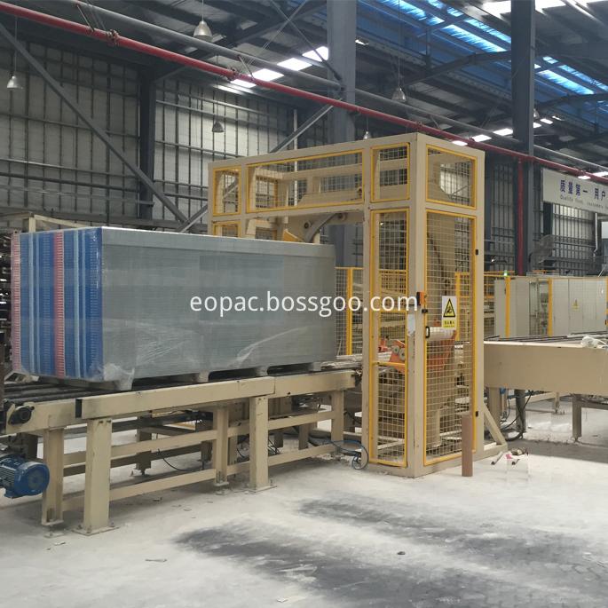 Horizontal Stetch Wrapping Machine