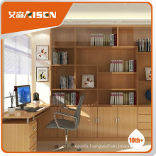 Good service wooden bookcase design
