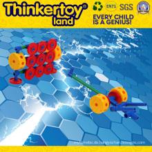 DIY Marry-Go-Round Modell Bildung Spielzeug für Kinder Weihnachten Geschenk