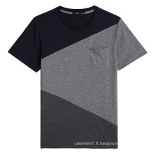 Factory OEM Hommes T-Shirts Col Rond T-Shirts Coton