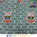 Printed school uniform fabric