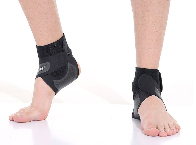 exquisite ankle guard
