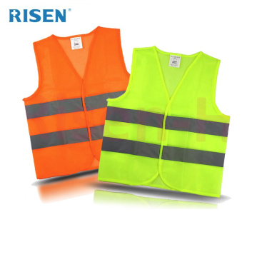 High Visibility Police Vest Safety Reflective Vest