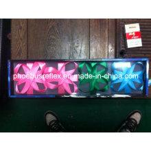 Caja de regalo de Navidad caja de regalo luz de brillo