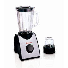 1400ml Glass Jar 300W Painel Alumínio Electric Blender Alimentar (B19)