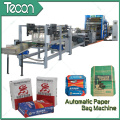 Kraft Paper Bag Fabrication Facilities with Flexo Printing