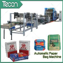 Vollständige automatische und einfache Bedienung Papiertüte Making Machine