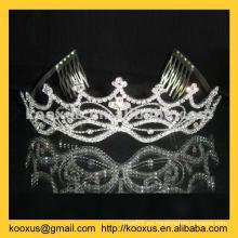 Corona personalizada del desfile