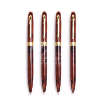 Stylo en métal Golden Clip pour de merveilleux articles cadeaux