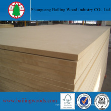 1220X2440mm Raw MDF with High Quality