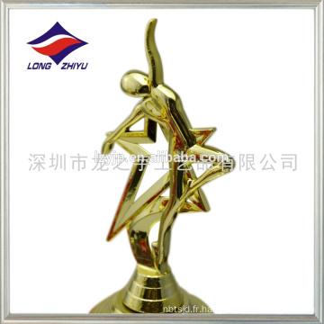 Trophée de danse professionnel Trophée de ballet