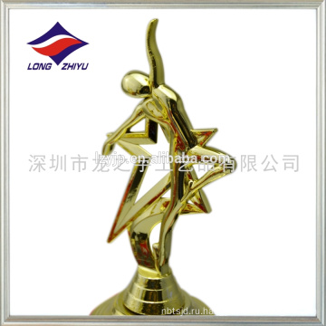 Профессиональный танцевальный трофей балета трофей