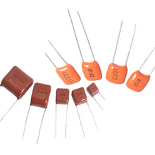 Topmay Ammo Package 105j250V Cl21 Capacitor